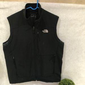 Northface Vest Black Large